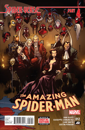 Amazing Spider-Man Vol 3 12