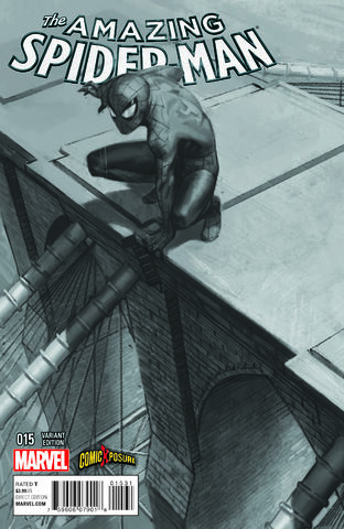 File:Amazing Spider-Man Vol 3 15 ComicXposure Exclusive Black and White Variant.jpg