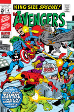 Avengers Annual Vol 1 4