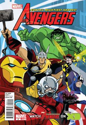 Avengers Earth's Mightiest Heroes Vol 3 2