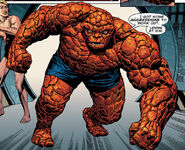 Benjamin Grimm (Earth-616) from Fantastic Four First Family Vol 1 2 0001