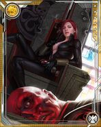 Black Widow from Marvel War of Heroes 001