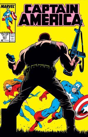 Captain America Vol 1 331