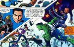 Circus of Crime (Earth-7642) from Incredible Hulk vs. Superman Vol 1 1 001