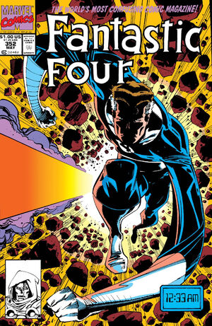 Fantastic Four Vol 1 352