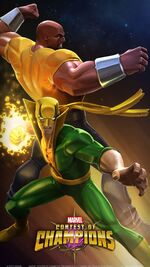 Heroes for Hire (Earth-TRN517) from Marvel Contest of Champions 001