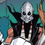 Hive (Poisons) (Earth-17952) Members-Poison Star-Lord from Venomverse Vol 1 5 001