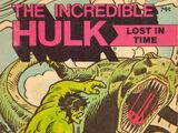 Incredible Hulk: Lost in Time