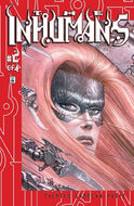 Inhumans Vol 3 2