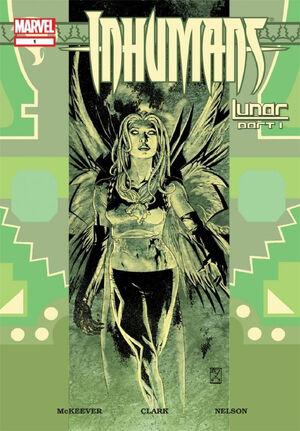 Inhumans Vol 4 1