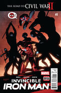 Invincible Iron Man Vol 3 8