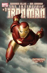 Iron Man Vol 4 1