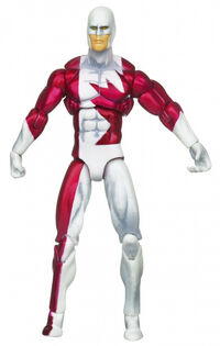 James Hudson (Earth-616) from Marvel Universe (Toys) Series I Wave V 0001