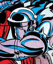 Joe (Reaver) (Earth-616) from Captain Britain Vol 1 2 001