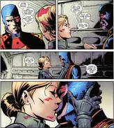 Jonathan Hart (Earth-616) Jill Harper (Earth-616) Marvel Zombies Supreme Vol 1 5
