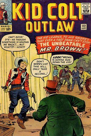 Kid Colt Outlaw Vol 1 112