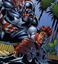 La Brea Tar Pits from Captain America Vol 2 9 001