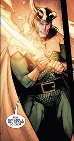 Loki Laufeyson (Earth-12591) from Marvel Zombies Destroy! Vol 1 1 0001