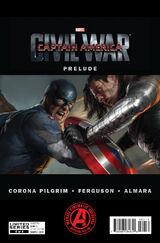 Marvel's Captain America: Civil War Prelude Vol 1 4