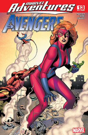 Marvel Adventures The Avengers Vol 1 13