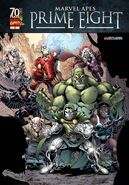 Marvel Apes Prime Eight Special Vol 1 2