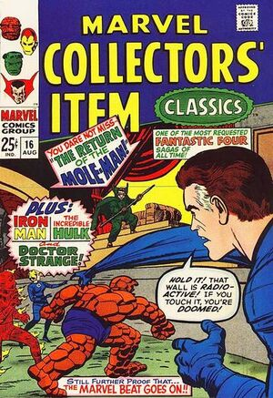 Marvel Collectors' Item Classics Vol 1 16