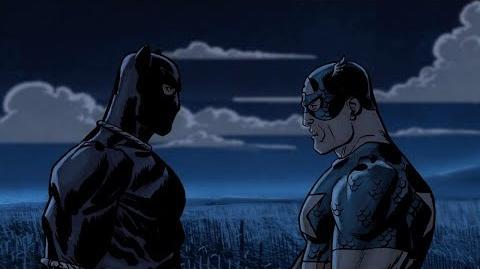 Black Panther (Motion Comic) Season 1 1