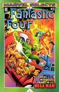 Marvel Selects Fantastic Four Vol 1 2