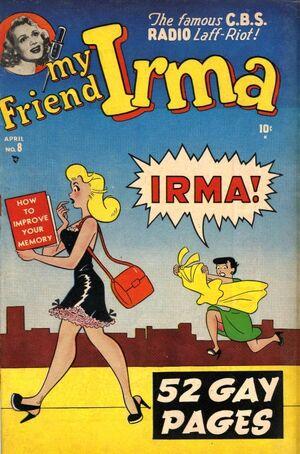 My Friend Irma Vol 1 8