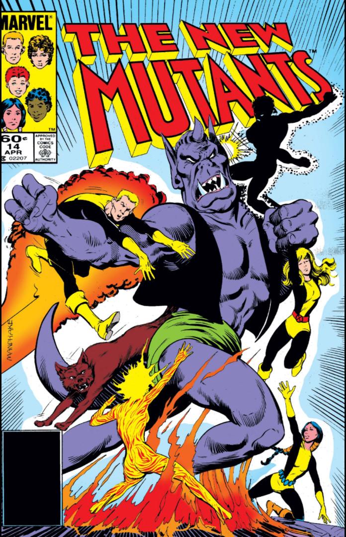 New Mutants Vol 1 14