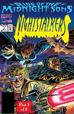 Nightstalkers Vol 1 1