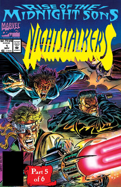 Nightstalkers Vol 1 1