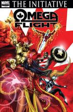 Omega Flight Vol 1 1