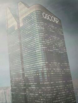 Oscorp (Earth-TRN376) The Amazing Spider-Man (2012 video game)