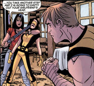 Ruth Aldine (Earth-616) from Young X-Men Vol 1 2 0001