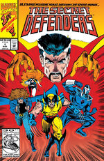 Secret Defenders Vol 1 1