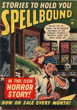 Spellbound Vol 1 2