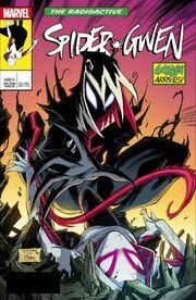 Spider-Gwen Vol 2 25 Lenticular Homage Variant
