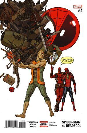 Spider-Man Deadpool Vol 1 40