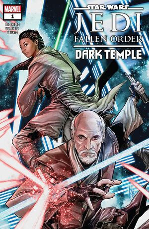 Star Wars Jedi Fallen Order - Dark Temple Vol 1 1