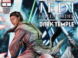 Star Wars Jedi: Fallen Order - Dark Temple Vol 1 1