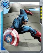 Steven Rogers (Earth-616) from Marvel War of Heroes 016