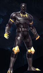T'Challa (Earth-TRN012) from Marvel Future Fight 001