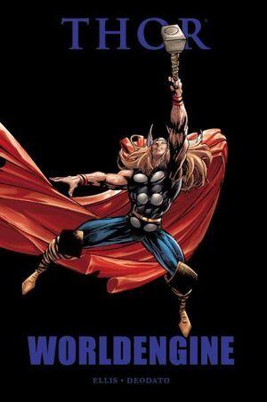 Thor Worldengine HC Vol 1 1