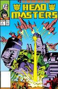 Transformers Headmasters Vol 1 2