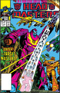Transformers Headmasters Vol 1 4