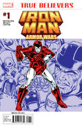 True Believers Armor Wars Vol 1 1