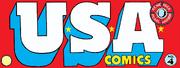 U.S.A. Comics Vol 1 4 Logo