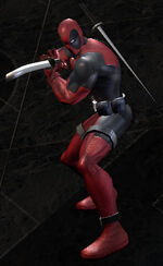 Wade Wilson (Earth-6109) from Marvel Ultimate Alliance 0001