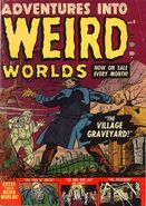 Adventures into Weird Worlds Vol 1 4
